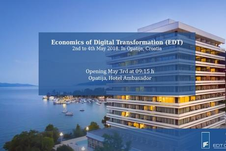 Opatija  domaćin Konferencije Economics of Digital Transformations